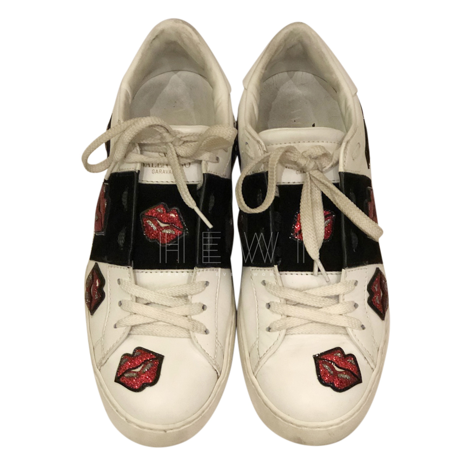 Valentino Garavani Kiss Me Sneakers