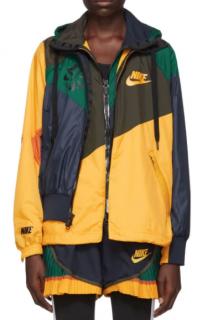 Nike Multicolor Sacai Edition NRG Ni-02 Hooded Anorak