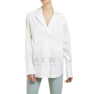 Piece of White Taylor Blouse