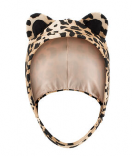 Charlotte Olympia x Adriana Degreas Leopard Print Kids Swim Cap