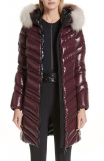 Moncler Fulmarus Down Quilted Coat - New Season