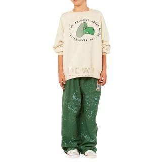 The Animals Observatory Big Bear Kids Sweatshirt