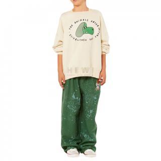 The Animals Observatory Big Bear Kids Sweatshirt