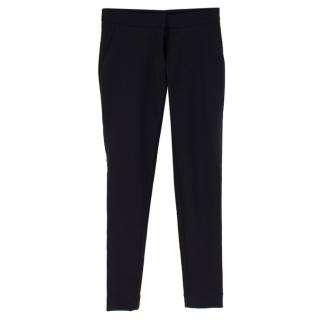 Stella McCartney Cropped Straight-leg Trousers