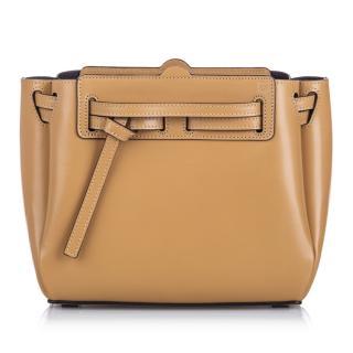 Loewe Mini Leather Lazo Crossbody