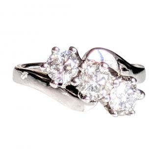 Bespoke 1ct Diamond White Gold Ring