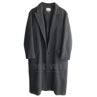 Isabel Marant Etoile Houndstooth Coat