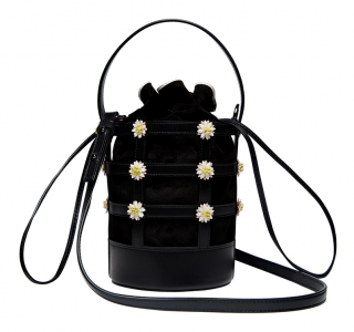 Fabrizio Viti Miss Daisy Bucket Bag - Current Collection