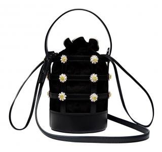 Fabrizio Viti Miss Daisy Bucket Bag - Current Collection