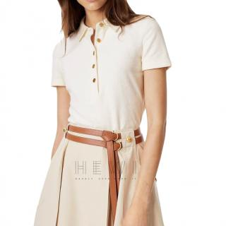 Tory Burch Lennox Polo Top