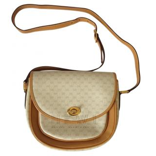 Gucci Vintage GG coated canvas crossbody bag