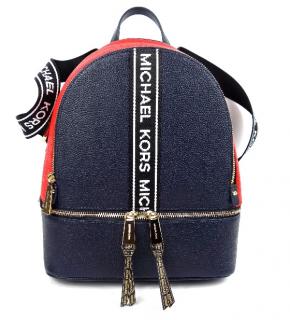 Michael Michael Kors Rhea Medium Logo Tape Backpack