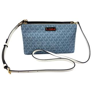 Michael Michael Kors Adele Monogram Crossbody Bag