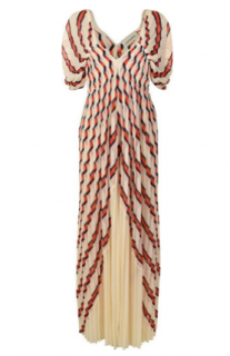 By Malene Birger Off-White Alvima Maxi Dress
