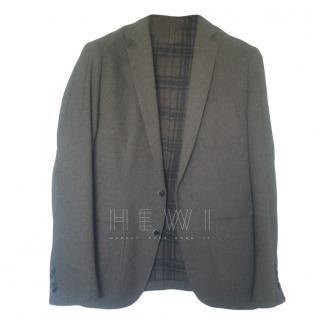 Boss Hugo Boss Herringbone Blazer
