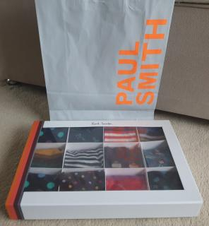 Paul Smith Limited Edition Men's Sock Set