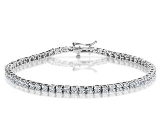 Liali Mirage Collection Diamond Tennis Bracelet