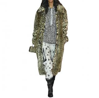 Giambattista Valli X H&M Faux Fur Coat