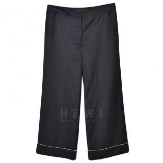 Alexander Wang Wool Wide Trousers