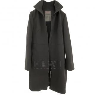 Prada Black Long Coat