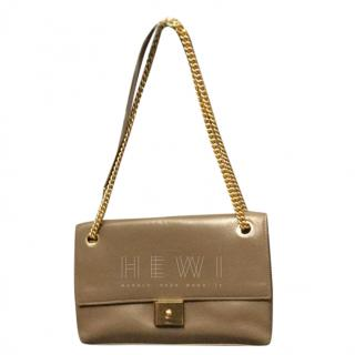 Mulberry Metallic Chain Shoulder Bag