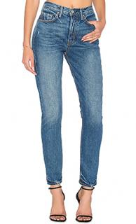 GRLFRND High Rise Karolina Jeans