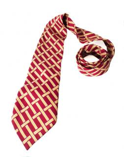 Dior Silk Printed Men's Tie