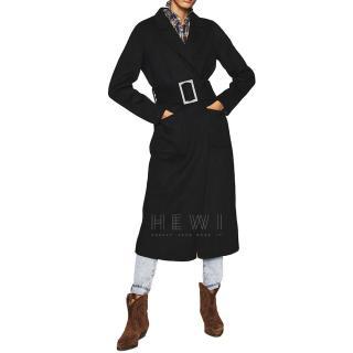 Ba&Sh Barnabe Black Coat