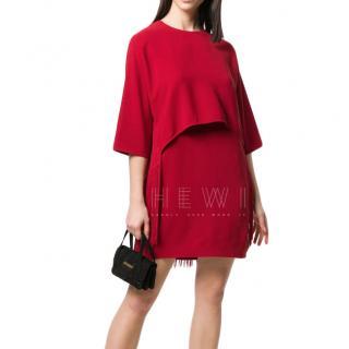 Stella McCartney Red Georgia Dress