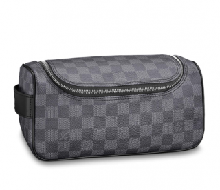 Louis Vuitton Damier Graphite Toiletry Pouch - New in Box