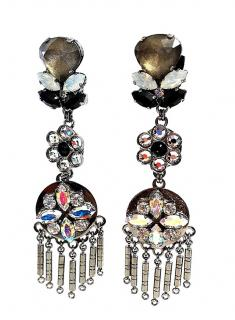 Vicki Sarge Crystal Drop Earrings