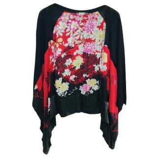 Roberto Cavalli Fine Knit Kimono