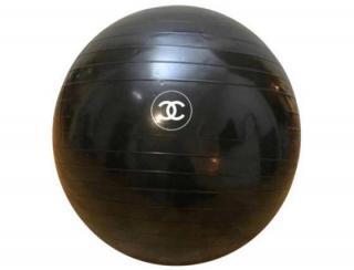 Chanel Limited Edition Black Gym Ball