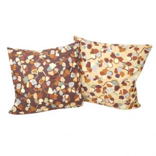 Missoni Floral Printed Cushion Set
