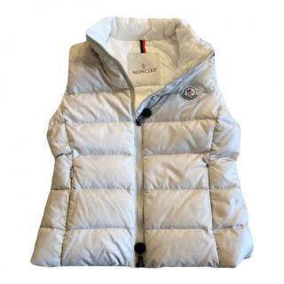 Moncler Kid's 8 Years Down Gilet