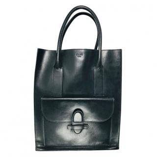 Celine Large Cabas Tote bag in Black
