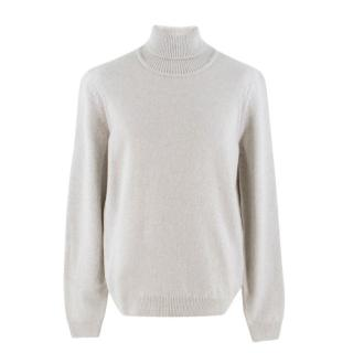 John Smedley Zachary Cashmere & Wool Pullover