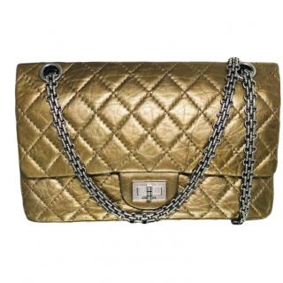 Chanel Gold Reissue 2.55 Bag