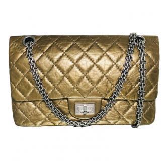 Chanel Gold Reissue 2.55 Bag