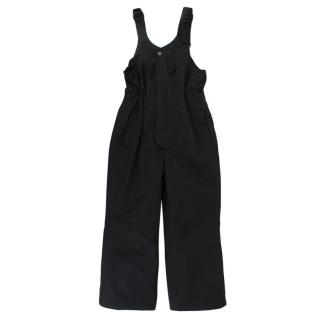 Campus Kids 6 Years Black Ski Suit