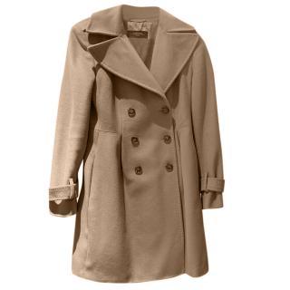 Weekend Max Mara Angora Wool Coat