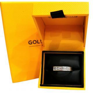 Goldsmiths baguette eternity ring