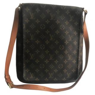Louis Vuitton Vintage coated canvas  Abbesses Messenger bag