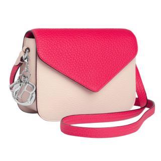 Dior Diorissimo Promenade Envelope Pouch Bag.