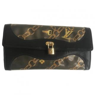 Louis Vuitton Limited Edition Porte Monnaie Wallet