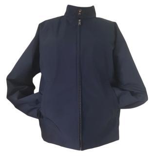 Prada Navy Men's Padded Jacket