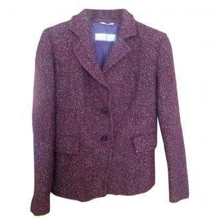 Max Mara Tweed Jacket