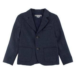 Bonpoint kid's Navy Blazer Jacket