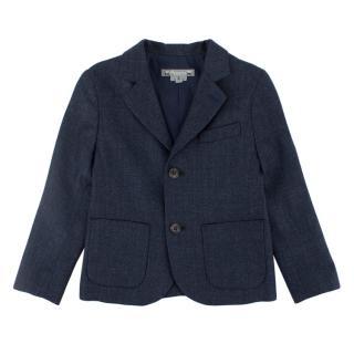 Bonpoint kid's Navy Blazer Jacket