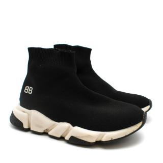 Balenciaga Kids 29 Speed Sock Trainers